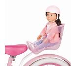 Sykkelsete, dukketilbehør - Our Generation