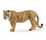 Tiger, miniatyrfigur fra PAPO