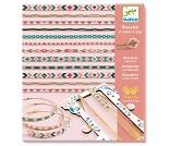 Lag armbånd med små perler, hobbysett - Djeco