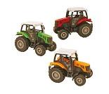 Traktor med friksjonsmotor, 3 valg