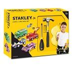Verktøysett med 3 deler og 4 biler, Stanley