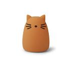 Winston nattlampe, sennepsgul katt - Liewood