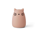 Winston nattlampe, rosa katt - Liewood