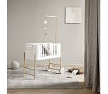 Wood sideseng inkl. ombygg - Oliver Furniture