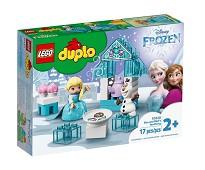 LEGO DUPLO Elsa og Olafs isfest 10920