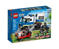 LEGO City Politiets fangetransport 60276