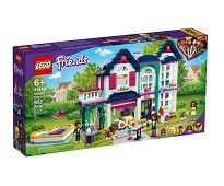 LEGO Friends Andreas hjem 41449