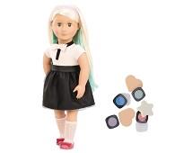 Amya, dukke med hårfarger - Our Generation