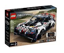 LEGO Technic App-styrt Top Gear-rallybil 42109