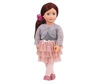 Ayla, dukke med langt hår - Our Generation