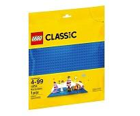LEGO Classic Blå basisplate 10714