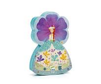 Blomsterfe, puslespill 36 brikker - Djeco