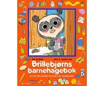 Brillebjørns barnehagebok, barnebok