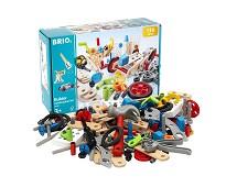 Builder, byggesett, 135 deler - BRIO