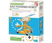 Byggesett, saltvannsrobot