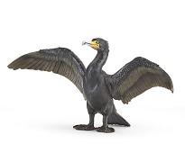 Cormorant miniatyrfigur - Papo