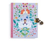 Dagbok med lås, Marie - Djeco