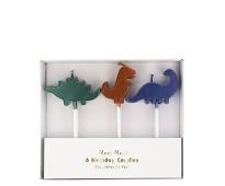 Kakelys, dinosaurer - Meri Meri