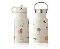 Drikkeflaske med safaridyr - Liewood