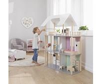 Dukkehus i tre, dukketilbehør - Lottie