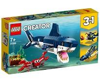 LEGO Creator, Dypvannsskapninger 31088