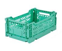 Foldbar oppbevaringskasse Mint 27x17 - Aykasa