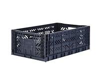 Foldbar oppbevaringskasse Navy 60x40 - Aykasa
