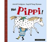 Hei Pippi, pekebok