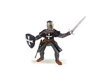Ridder med sverd miniatyrfigur - Papo