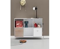 Hylle 3x2, Wood - Oliver Furniture