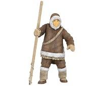 Inuitt miniatyrfigur - Papo