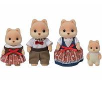 Familien Karamellhund - Sylvanian Families