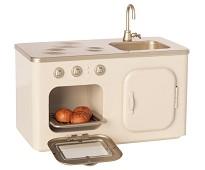 Kjøkken, dukkehustilbehør - Maileg