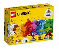 LEGO Classic Klosser og hus 11008