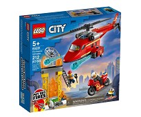LEGO City Brannhelikopter 60281