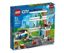 LEGO City Familievilla 60291