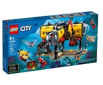LEGO City Forskningsbase 60265