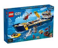 LEGO City Forskningsskip 60266