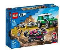 LEGO City Hengertransport med racerbuggy 60288