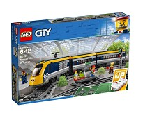 LEGO City Passasjertog 60197