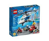 LEGO City Politiets helikoptertjeneste 60243