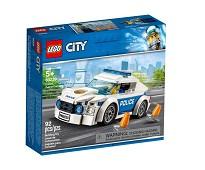 LEGO City Politiets patruljebil 60239