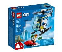LEGO City Politihelikopter 60275
