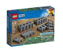 LEGO City Skinner og svinger 60205