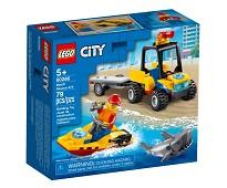 LEGO City Strandredning med ATV 60286