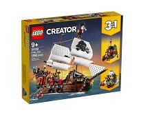 LEGO Creator Sjørøverskute 31109