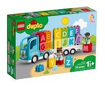 LEGO DUPLO Alfabetbil 10915