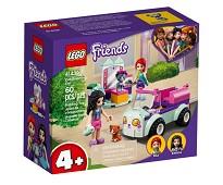 LEGO Friends Kattepleie og bil 41439