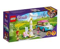 LEGO Friends Olivias elbil 41443