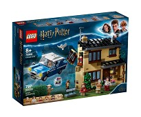 LEGO Harry Potter Hekkveien 4 75968